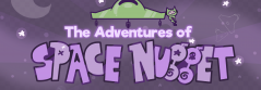 The Adventures of Space Nugget: Unreal Epic Megajam